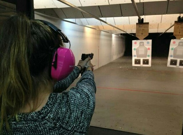 Basic Ladies Handgun Course