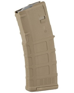 Magpul PMAG GEN 3 10/30 4-Pack - Coyote Tan Permanently Modified